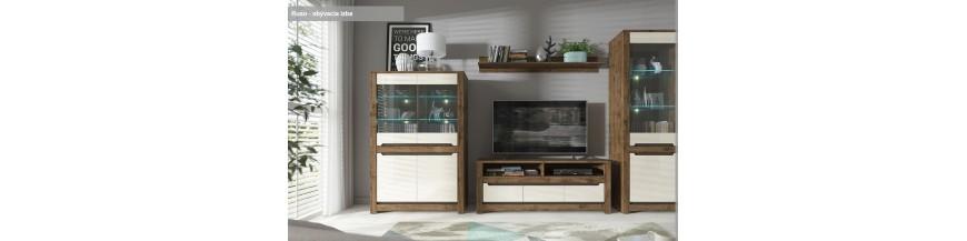 BRW RUSO obývací sektorový nábytok