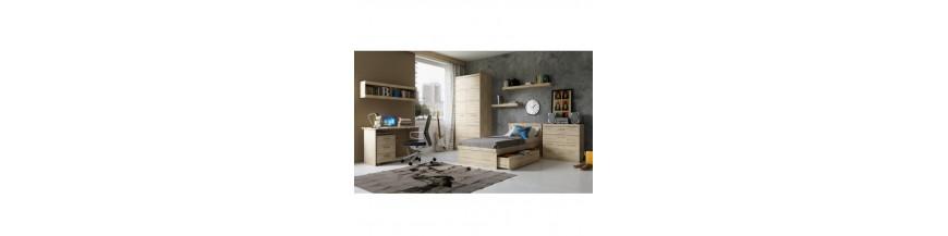 TK ORESTES detský sektorový nábytok