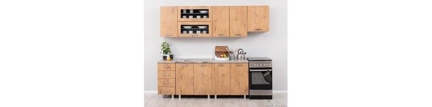 DREV REA ALFA kuchynský sektorový nábytok