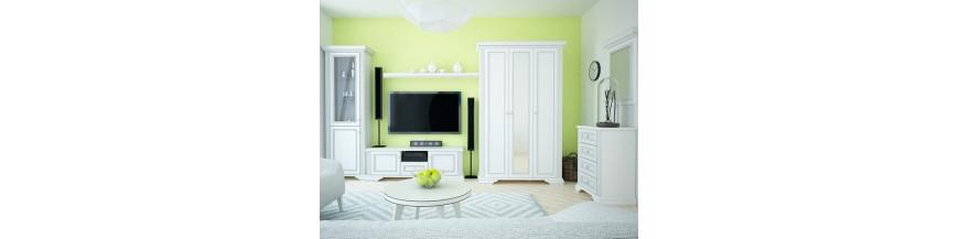 WIP WHITE sektorový nábytok do obývačky