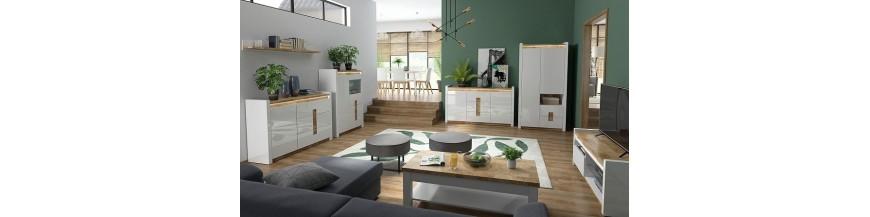 BRW ALAMEDA obývací sektorový nábytok
