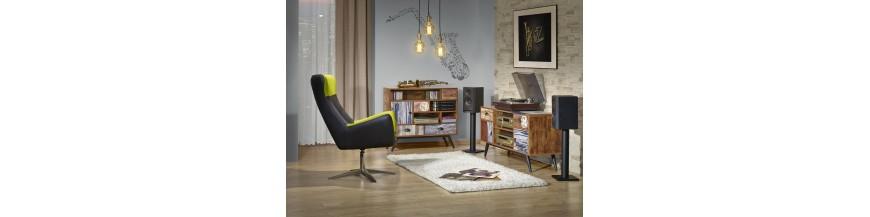 BRW MEZO sektorový nábytok do obývačky