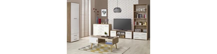 BRW LIMA sektorový nábytok do obývačky