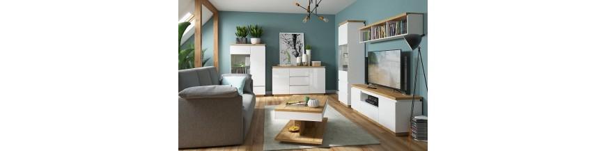 BRW ERLA Obývací sektorový nábytok