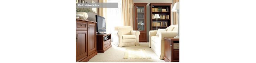 BRW KENT obývací sektorový nábytok