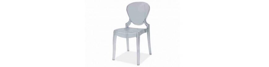 Stoličky plastové