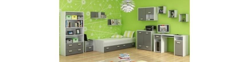 Detské izbové zostavy
