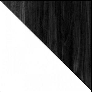 biela/orech čierny