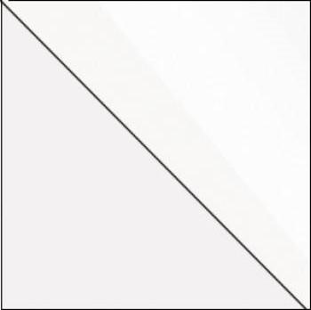 biely mat/biely lesk