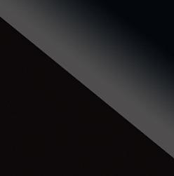 čierna/čierny lesk